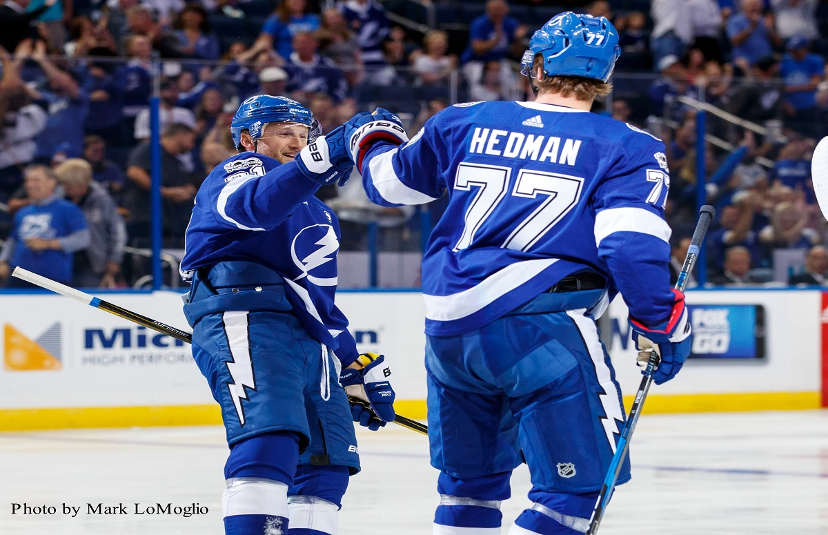 Tampa Bay Lightning enter Eastern Conference finals with a determined and  calm demeanor ca795d30d