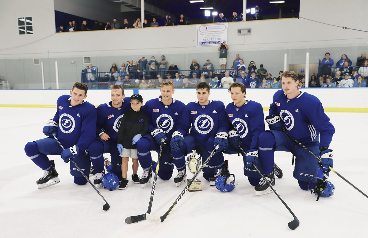 Observations From Tampa Bay Lightning Development Camp