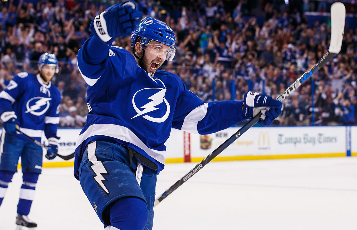 Hedman Kucherov Named All Stars Tampa Bay Lightning