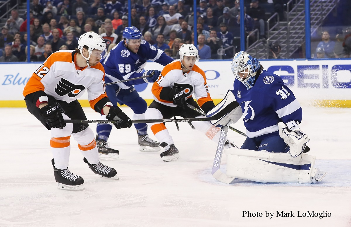 tampa bay lightning know defense has to improve even with highest